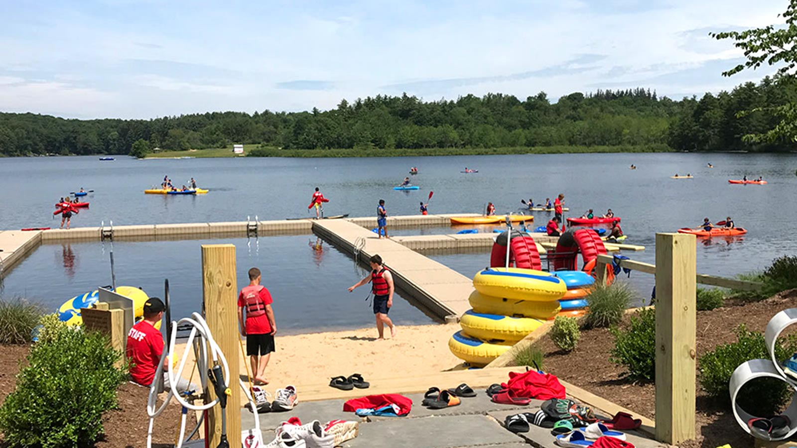 Summer Camps - Spectacular Summers